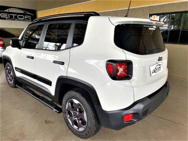 Jeep Renegade 1.8 MT Custom Perfeito estado - Mande Whatts - Foto 4