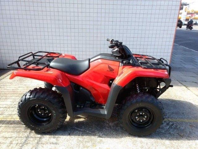 Honda TRX 420 FourTrax 4x4 FM Zerado - Foto 5