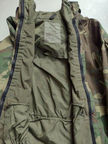 Jaqueta militar americana Goretex 100% impermeável! - Foto 3