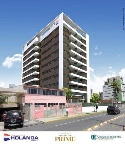 BR- Apartamento na Beira Mar de Casa Caida - 144m²   Varanda Gourmet Holanda Prime - Foto 5