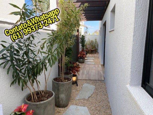 Novo Lançamento Jardins, Casa em Condominio Fechado em Goiania - GO - Foto 17