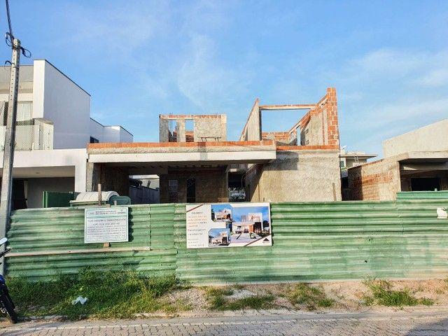 Casa 274m² em construção Condomínio Jardins do Lago Eusébio  - Foto 2