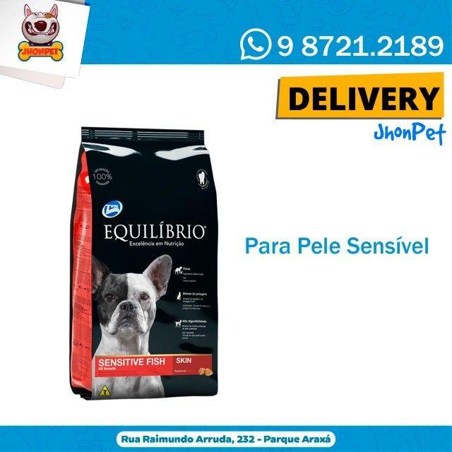 Ração Super Premium Para animais de pele Sensiveis. OfERta PromoÇÃo - FreTe GrÀTiS - Foto 2