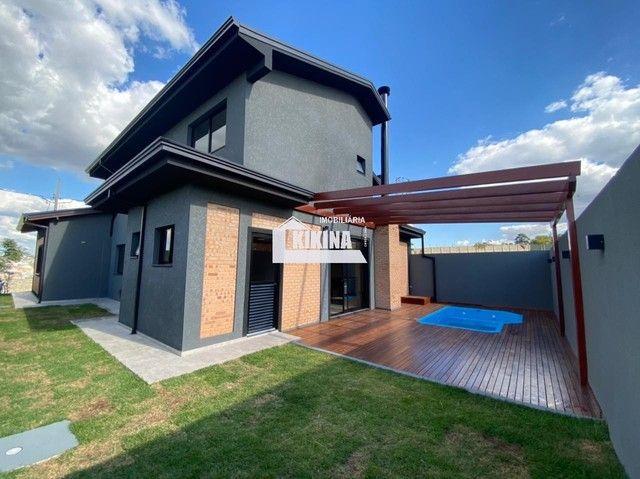 Casa à venda com 4 dormitórios em Jardim carvalho, Ponta grossa cod:02950.8879 - Foto 15
