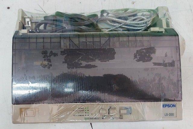 Impressora Matricial Lx300 + Garantia + Fita de impressão - Foto 4