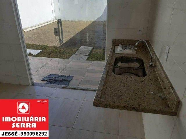 JES 003. Casa nova na Serra de 66M² em Jacaraipe 2 quartos com suíte. - Foto 4