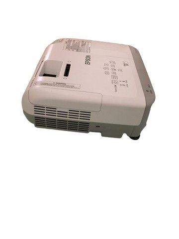 Projetor Epson PowerLite S27 - Modelo: H694A - Equipamento usado - Perfeito funcionamento - Foto 5