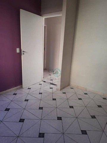 Apartamento com 2 dormitórios à venda, 42 m² por R$ 95.000,00 - Jardim Centro Oeste - Camp - Foto 3