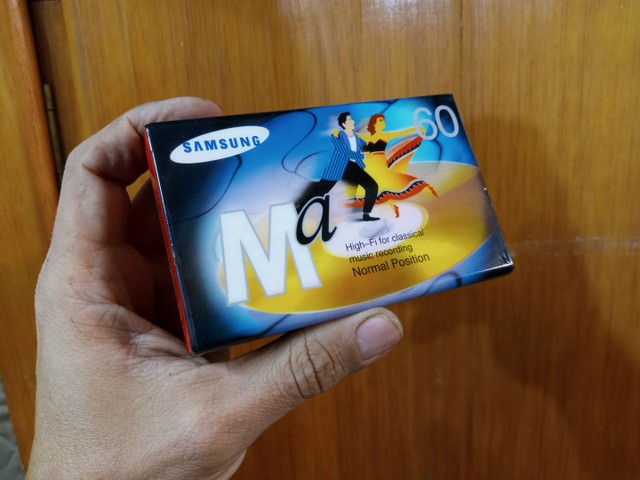 Fitas K7 Samsung  - Foto 3