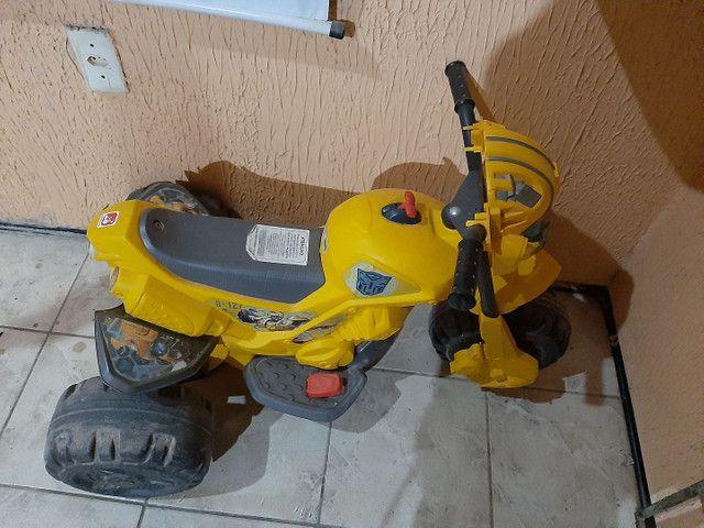 Moto infantil 500 - Foto 2