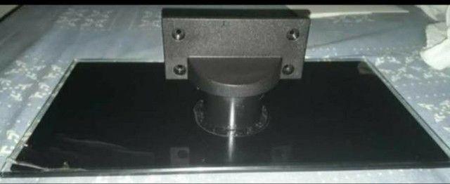 Novos!Um Conj Pedestal com Base de Vidro e Suporte - Semp Toshiba Dl3975i - 32 polegadas - Foto 2