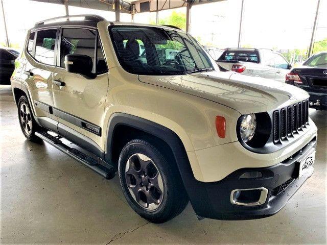 Jeep Renegade 1.8 MT Custom Perfeito estado - Mande Whatts - Foto 3