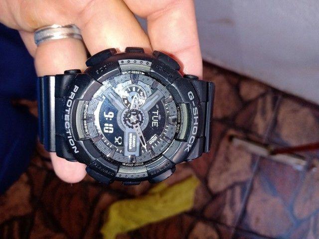 Relógio g shock original modelo ga 110 . - Foto 2