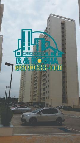 Pq Ponta Negra - Praias / 67M² 2 Quartos 85M² 3 Quartos - Andar Alto - Promoção