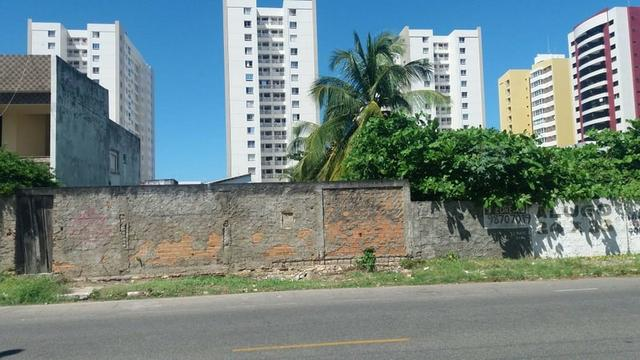 076.2018 - terreno na av. Desemb. João Bosco de Andrade Lima