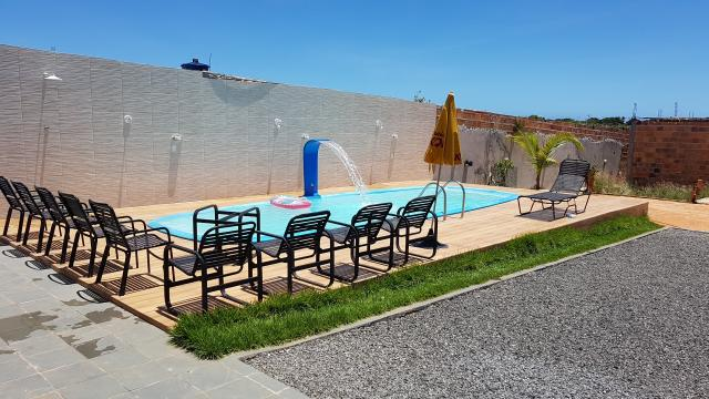 Alugo casa com piscina pra final de semana, em barra do Jacuípe, em condomínio fechado - Foto 13