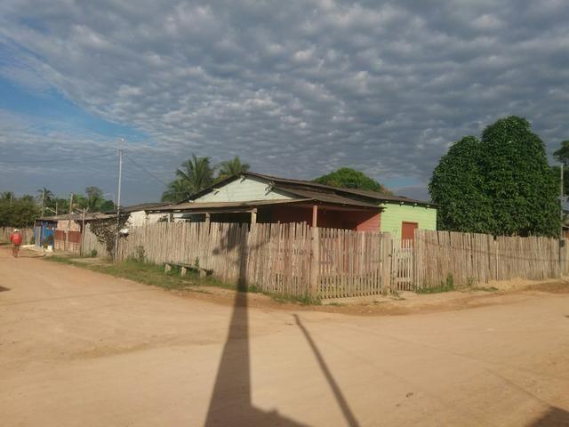 Vendo uma casa de esquina valor 50.000 - Foto 3