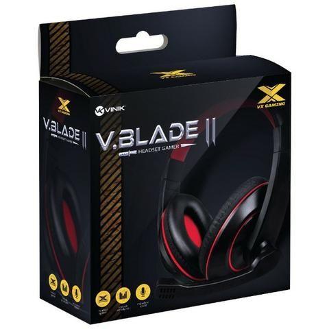 Headset Gamer Vinik VX Gaming V Blade II