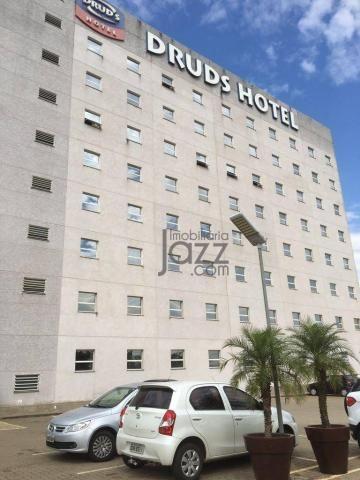 Unidade de hotel à venda, 18 m² por r$ 170.000 - parque gabriel - hortolândia/sp - Foto 4