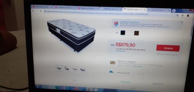 Cama Box Ortobom Solteiro - Foto 4