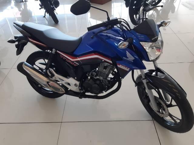 Moto Titan 160 2020 - Foto 3