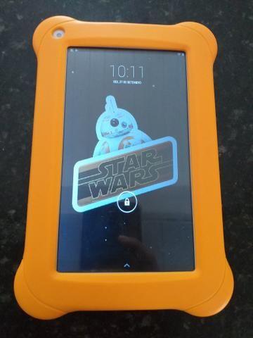 Vendo tablet multilaser (infantil) - Foto 3
