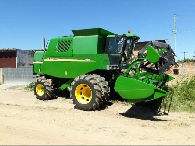 Excelente oportunidade de crédito para a compra da sua colheitadeira novo/usado!!!