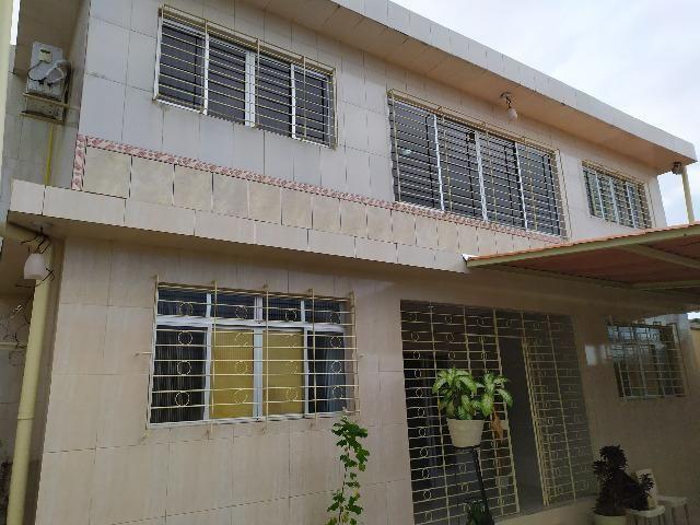 LD Casa em Cajueiro 220m 5 Quartos 3 Suítes 2 Salas 2 Vagas Segurança Portão Eletronico
