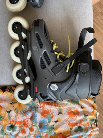 Patins Rollerblade Twister 80 LE - Foto 5