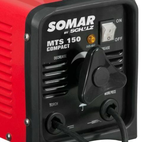 Máquina de Solda MTS 150Amp Compact Somar by Schulz - Foto 2