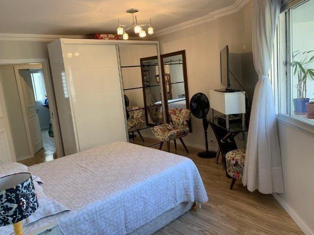 F-AP1507 Apartamento com 3 dormitórios à venda, 138 m² por R$ 899.000 - Centro - Foto 13