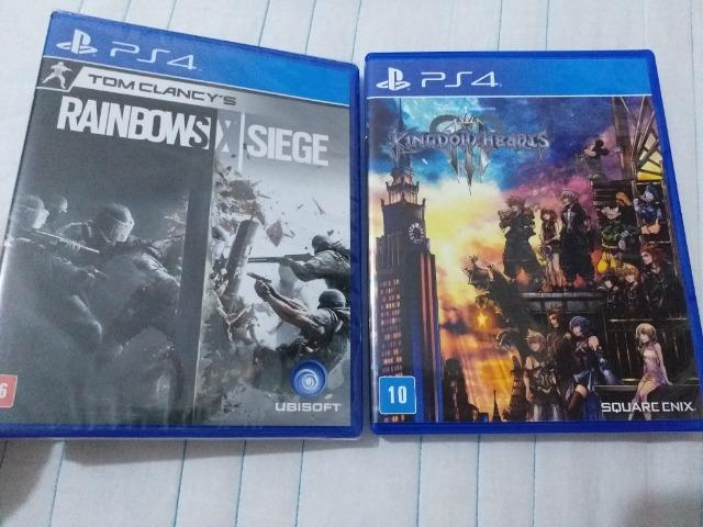 Kingdom Hearts + Rainbow Six Siege PS4 - Foto 2