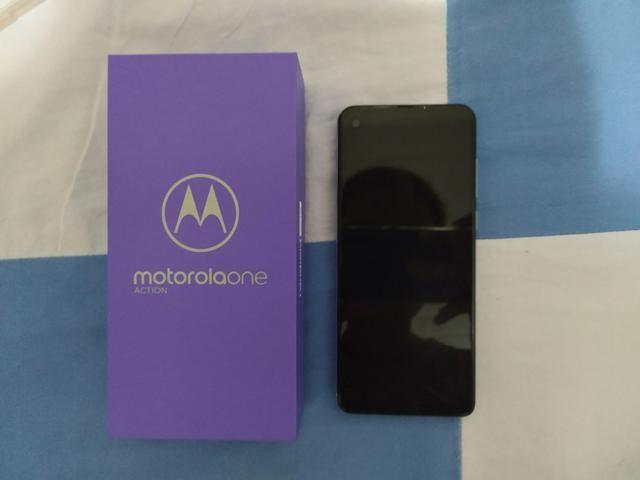 Vendo Motorola One Action - Foto 2