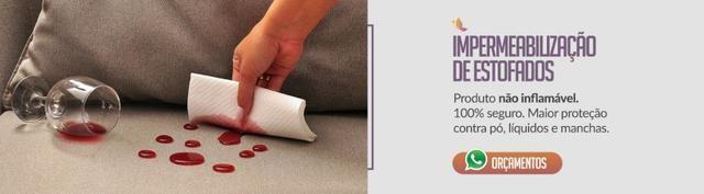 Higienização em Estofados - Foto 5