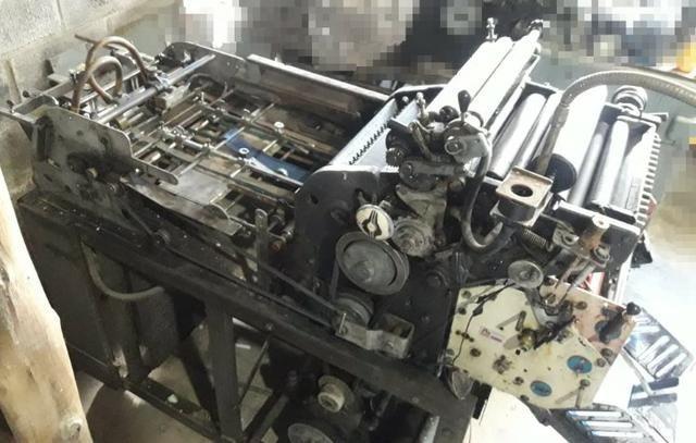 Maquinário De Produção Gráfico Completo - Foto 2