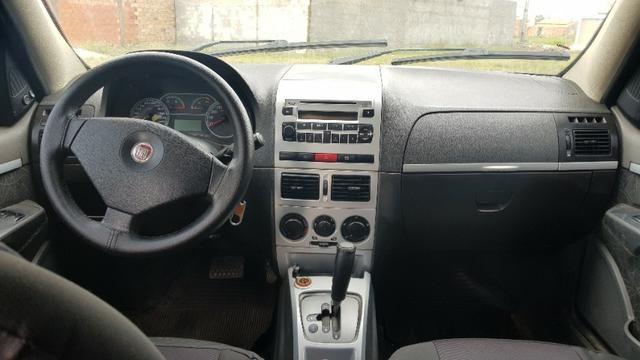 Imperdível Fiat Siena Hlx Aut 2010 Melhor Custo Benefício