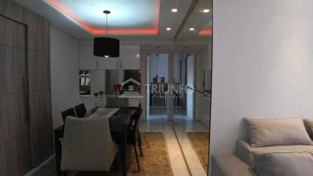 (EXR36039) Apartamento de 81m² | Luciano Cavalcante | Repasse de proprietário (a) - Foto 6
