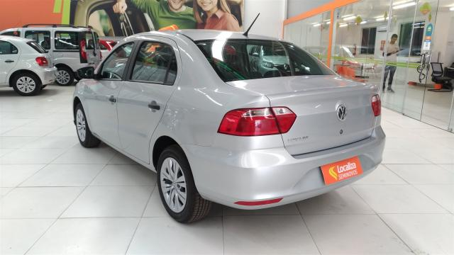 VOLKSWAGEN VOYAGE 2018/2019 1.6 MSI TOTALFLEX 4P MANUAL - Foto 6