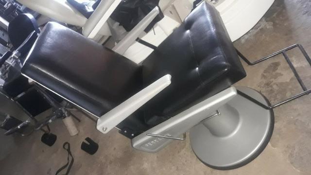 Cadeiras ferrante reclináveis - Foto 5