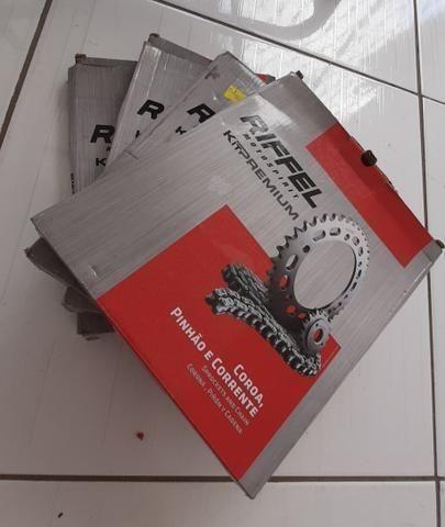 R$ 90 Kit tração para motos riffel