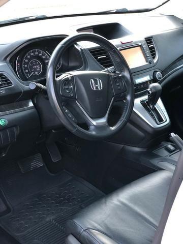 Honda CR-V ELX 4WD Prata 12/12 Segundo dono