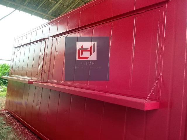 Lanchonete container 15 m² - Foto 4