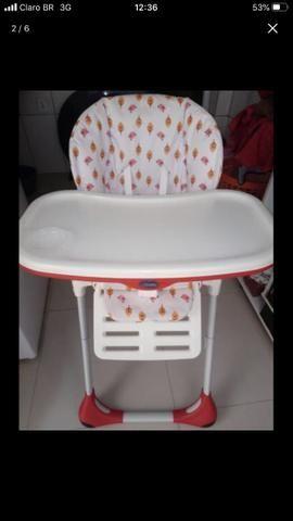 Cadeira Chicco amamentação - Foto 4