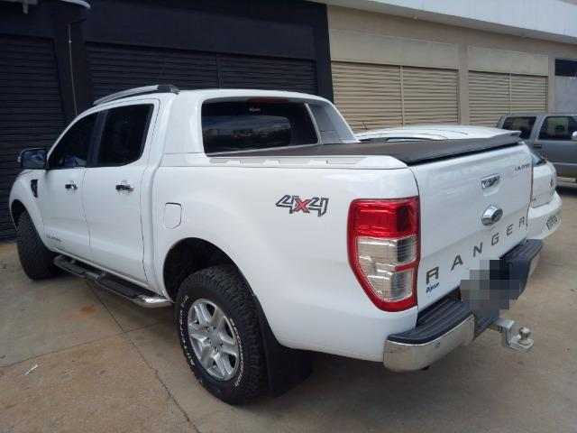 Camionete Ranger Limited 3.2 4x4 Top ano 13/14 - Foto 3