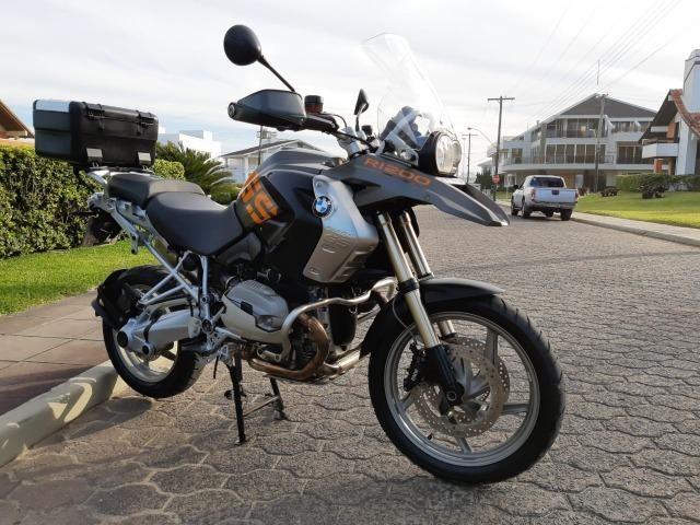 Moto Bmw GS 1200 Sport 2011/12 - Foto 10