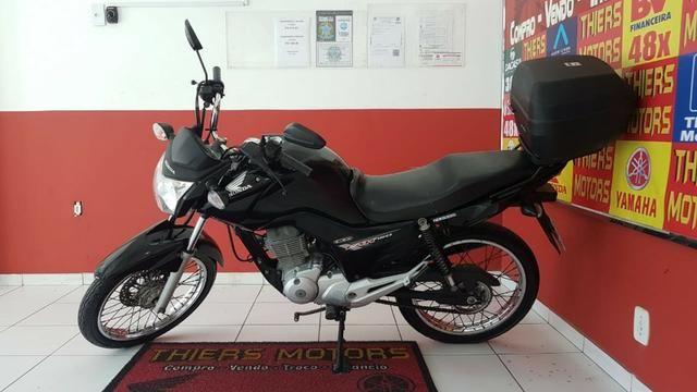 Honda Cg 150 Fan Esdi Financiamos em 36x - Foto 2