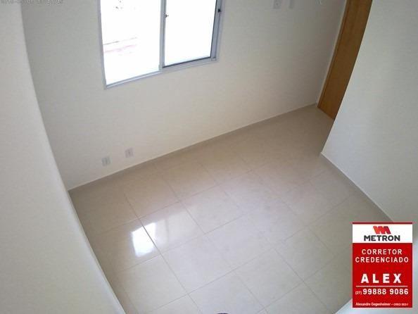 ALX - 26 - Mude para Morada de Laranjeiras - Apartamento de 2 Quartos com Varanda - Foto 15