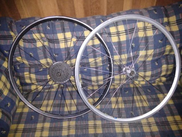 Rodas 650C clincher speed / bike / bicicleta