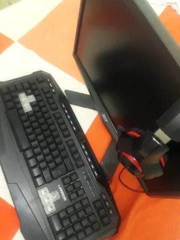 Vendo monitor + periféricos - Foto 5