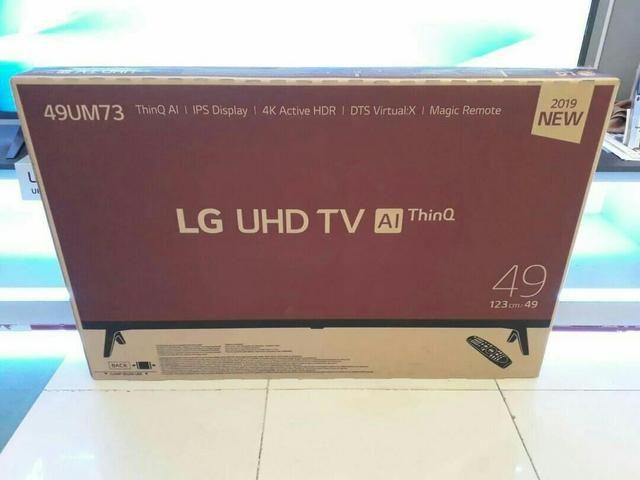 "[Lacrada] Smart TV LG 49"" 2019 com Bluetooth - Foto 3"